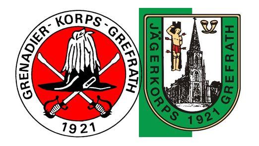 Mitgliederinformation zur Festveranstaltung                 100 Jahre Grenadier-Korps und Jägerkorps 1921              am 1. Mai 2021