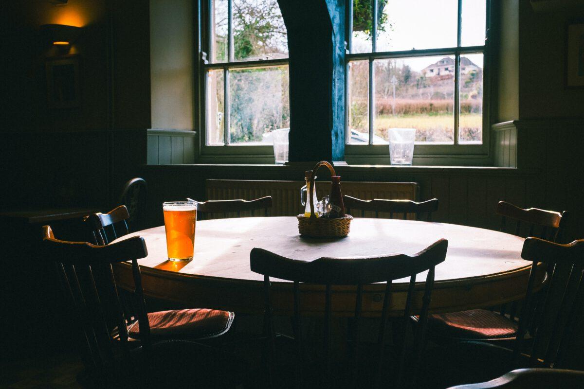Feierabend-Bier statt I. Chargiertenversammlung